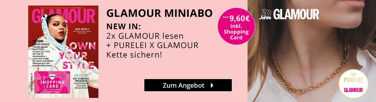 GLAMOUR Miniabo