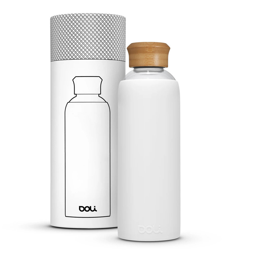 "Doli Trinkflasche ""Bamboo White"""
