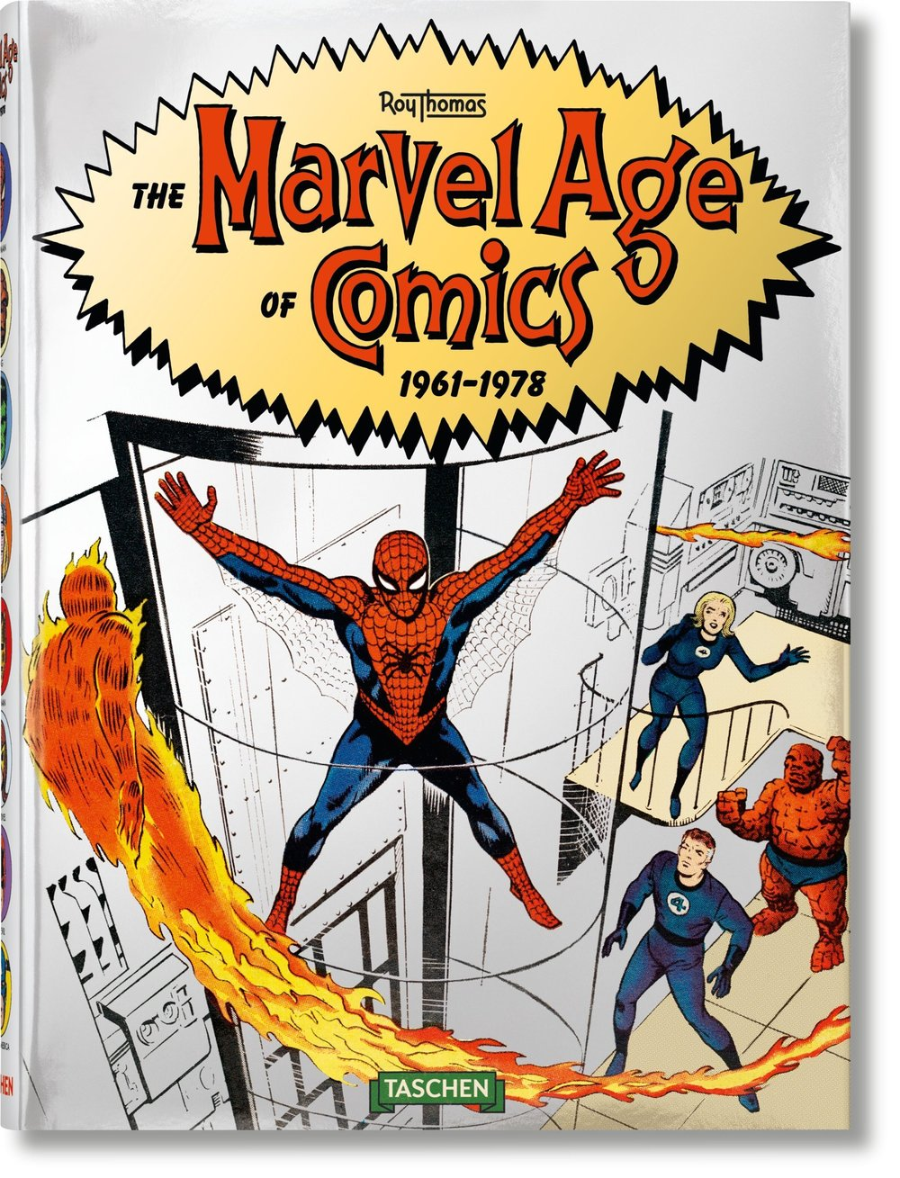 "Buch ""The Marvel Age of Comics"""